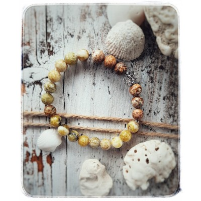 Bracelet  Ciel Ensoleillé  / Collection Méditerranéenne
