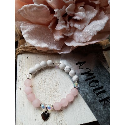 Bracelet douce amour/Collection Gamin & Gamine