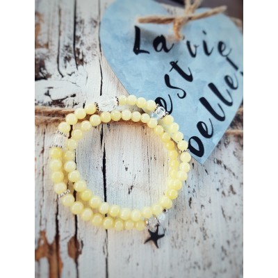 Bracelet double Zénitude/ Collection Gamin & Gamine